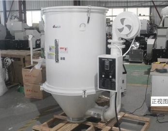 China 800kgs Hot Air Plastic Hopper Dryer Industrial Dryer Machine For PE / PP / ABS Granules factory