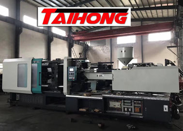 Double Electrical PET Preform Injection Molding Machine 5 Ejector Point Safety Interlock