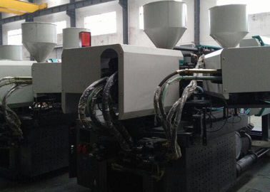 Heavy Duty PET Preform Injection Molding Machine 1200 Tons PLC Control High Productivity
