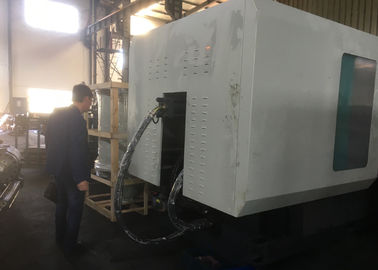 Large Plastic Injection Molding Machine With Oil Filter System 1100 Tons 1600KG