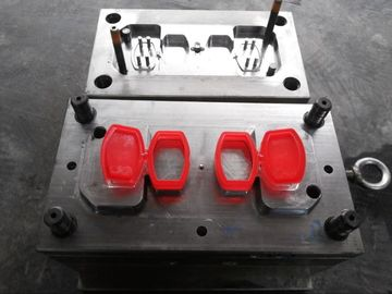 Single / Multi Cavity Injection Molding Molds For Customize PP PE Cap
