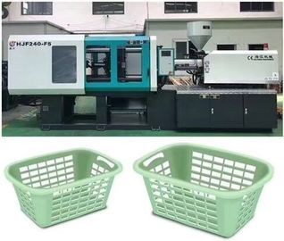 China PP / PVC / PE Plastic Injection Molding Machine With Servo 240 Ton factory