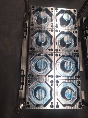 High Precision Plastic Injection Molding Molds Customization Small Container Mould Manufacturing