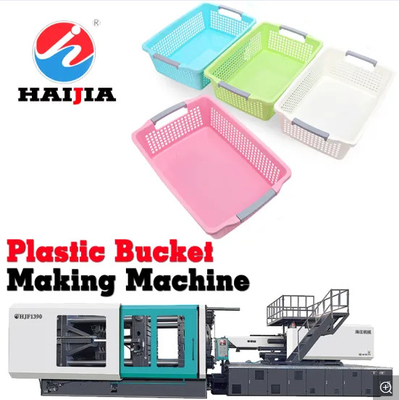 Plastic Bucket Making Auto Injection Molding Machine 360 Ton Servo Motor