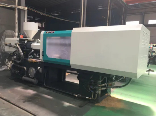 Small Plastic Auto Injection Molding Machine With Servo Motor 118 Ton