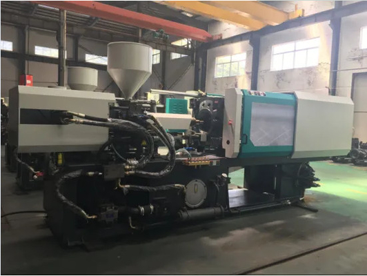 140 Ton / 1400KN Small Auto Injection Molding Machine With Intellectual Control Unit