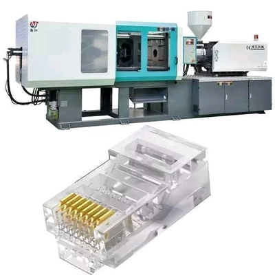 Plastic Electronic Box Servo Injection Molding Machine With 620L Oil Tank