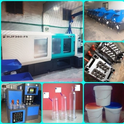 Electrical Plastic Injection Molding Machine Accurate Size High Efficiency
