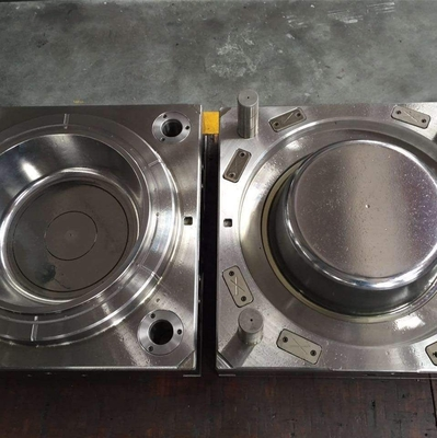 Durable Custom Injection Molding Plastic Injection Molds For Differernt Size Plastic Basin