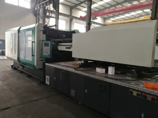 Servo Auto Injection Molding Machine 780 Tons Big Horizontal Standard