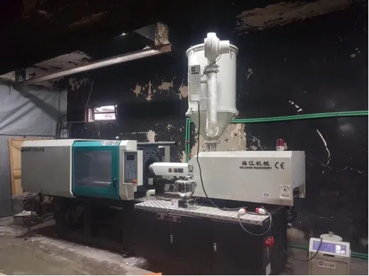 Waterproof Servo Injection Molding Machine 180 Tons Energy Saving ISO9001