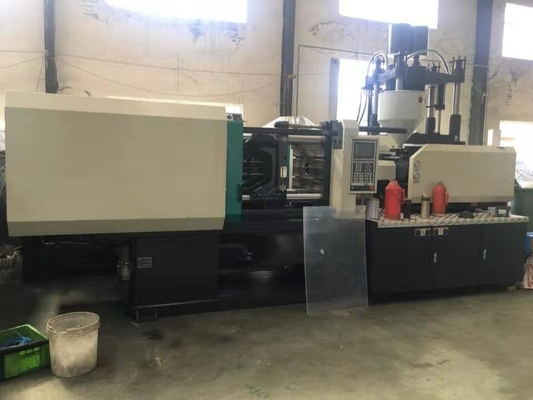 Horizontal 360 Ton Plastic Moulder Machine Big Data Storage Capability