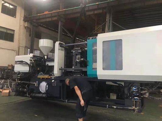 Central Clamping Structure  780 Ton Auto Injection Molding Machine With Intellectual Control Unit