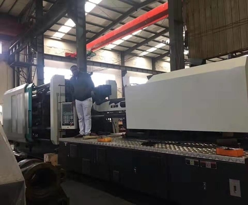 Horizontal Standard 1000 Ton Auto Injection Molding Machine Servo Energy Saving