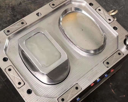 Single / Multi Cavity Injection Mould Hot Runner Plastic Candy Box Customized