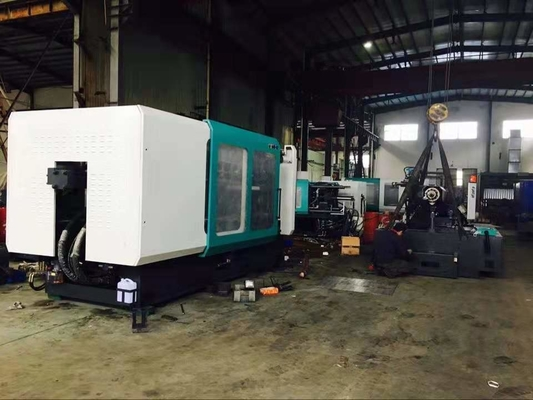530 Ton Servo Large Injection Molding Machine With Intellectual Control Unit