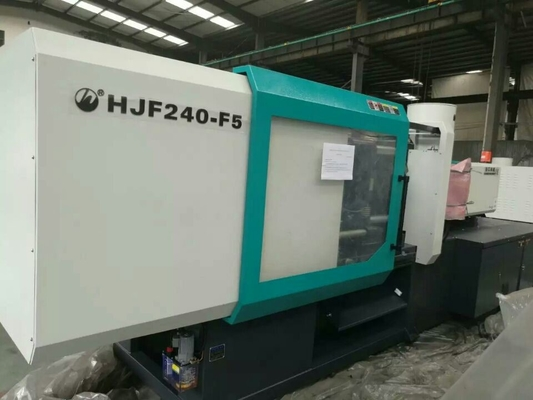 7 Tons Pet Injection Machine / Automatic Injection Molding Machine 18.5kw Motor Power