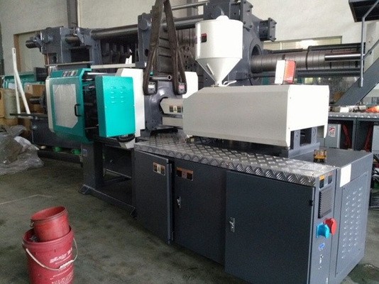 Automatic Servo Plastic Injection Molding Machine Energy Saving 118 Tons