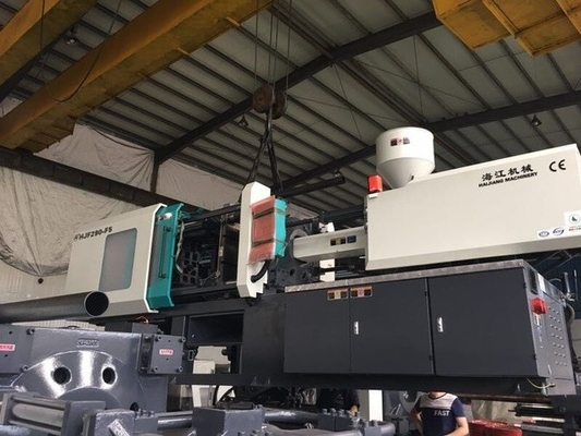 290 Ton Plastic Mould Making Machine / Injection Plastic Molding Machine
