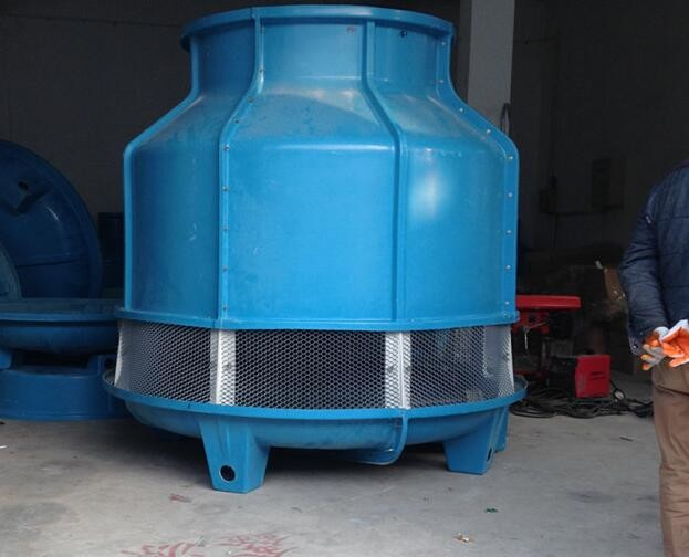 Professional 300T Water Cooling Tower For Plastic Injection Molding Machine