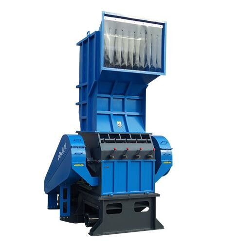 Electric Motor Plastic Crusher Machine With High Toughness Blade 240kg